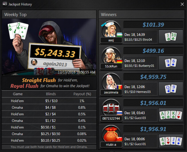 Natural8 Poker Review | Bankroll Boosters
