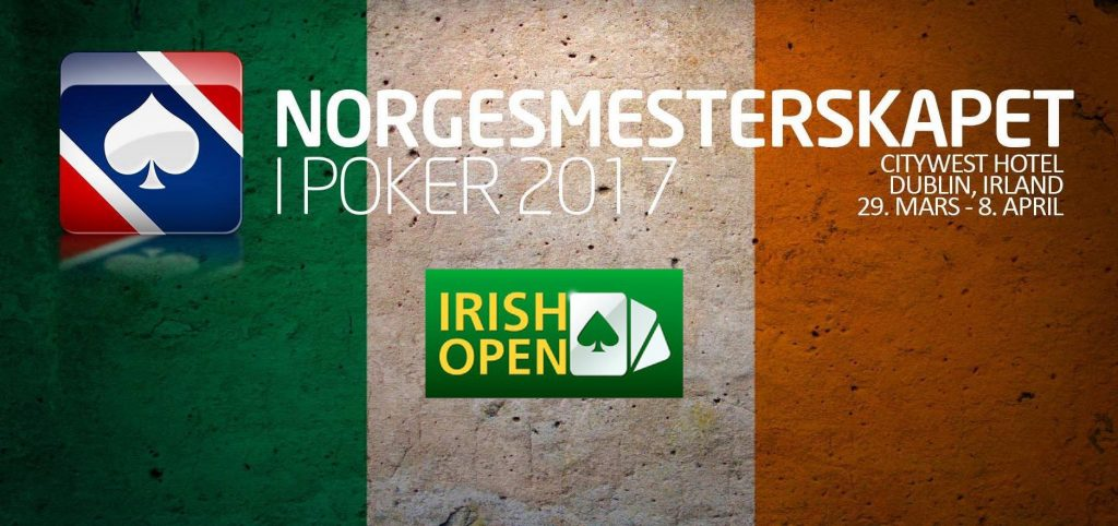Irish open 2018 poker live